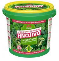 Forestina ORGAMIN pro jehličnany a jiné okrasné dřeviny - kbelík 10 kg