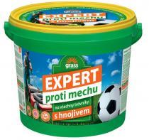 Forestina GRASS EXPERT proti mechu - kbelík 5 kg