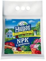 Hoštické hnojivo NPK s guánem 25 kg