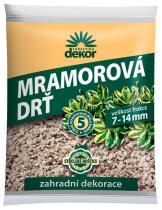 Forestina DEKOR Mramorová drť 7-14 mm 5 l