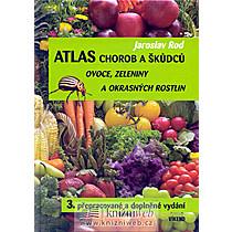 Atlas chorob a škůdců ovoce...