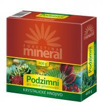 Forestina MINERAL Krystalické hnojivo Podzim 400 g