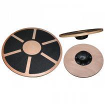 ACRA Dřevěná balanční deska
