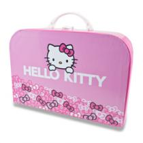Karton P+P Hello Kitty Kufřík