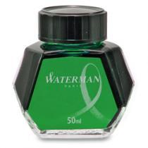 Waterman Lahvičkový inkoust zelený