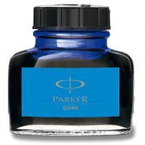 Parker Lahvičkový inkoust modrý omyvatelný