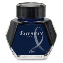 Waterman Lahvičkový inkoust modročerný