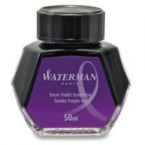 Waterman Lahvičkový inkoust fialový