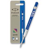Parker Gelová náplň do kuličkové tužky modrá