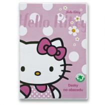Karton P+P Desky na abecedu Hello Kitty