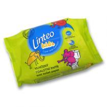 Linteo Kids Toaletní papír vlhčený 60 ks