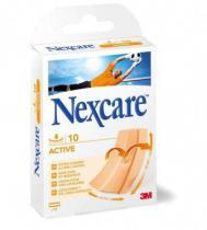Nexcare Náplasti Active 10x6cm 10ks