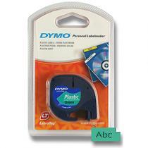 Dymo Letratag zelená plastová pásky pro štítkovač