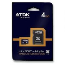 TDK micro SDHC Class 4 4 GB Paměťová karta