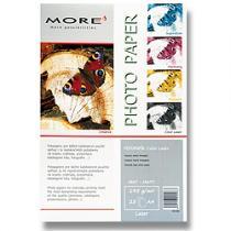 More Color Laser 25 listů Matný fotopapír