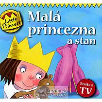 Malá princezna a stan
