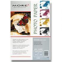 More Color Laser 25 listů Lesklý fotopapír