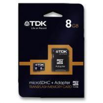 TDK micro SDHC Class 4 8 GB Paměťová karta