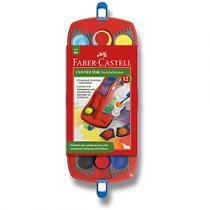Faber-Castell 12 barev Vodové barvy