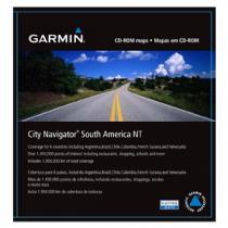 Garmin CityNavigator NT Jižní Amerika