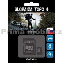 Garmin Slovakia TOPO 4