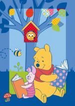 Vopi Dětský Winnie Story W86 - 95 x 133 cm
