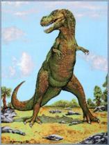 Vopi Dětský Dino Rex - 110 x 150 cm