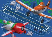 Vopi Dětský Disney Planes 02 Airborn - 95 x 133 cm