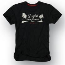 Surplus Palm Tee, černé