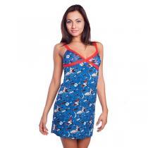 69SLAM Bamboo B-Doll Rocket Girl Noční košilka