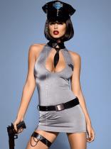 Obsessive Kostým Police Dress