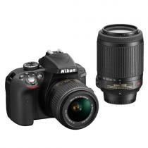 Nikon D3300 + 18-55 mm VR + 55-200 mm VR