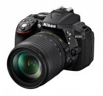 Nikon D5300 + 18-105 mm VR