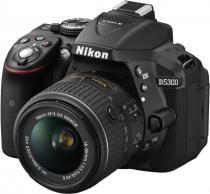 Nikon D5300 + 18-55 mm VR