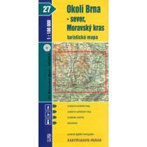 Okolí Brna a Moravský kras