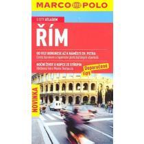 Řím - Průvodce Marco Polo