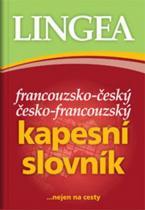 Lingea francouzsko-český česko francouzský kapesní slovník