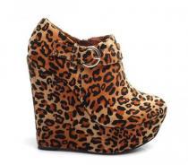 Fashion Boty RMD871LE leopard