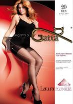 Gatta Laura plus size černá