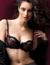 Lise Charmel ACA3095 černo/červená
