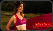 Aqalogy Sunset Grape fialová