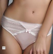 Fauve FV0257 Coco perleťově růžová Tanga