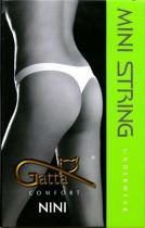 Gatta Mini černá Kalhotky