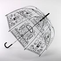 Fulton Deštník průhledný