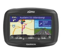 Garmin zümo 390 Lifetime