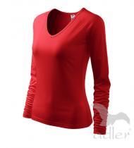 ADLER Elegance červená Tričko