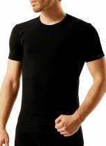 Brubeck T-Shirt Art SSOO990 černá