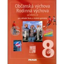 Občanská,rodinná výchova 8 učebnice