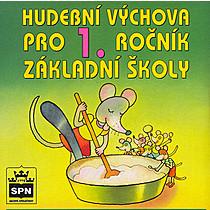 Hudební výchova 1 CD