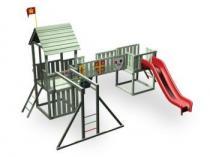 Sestavy pro dětská hřiště